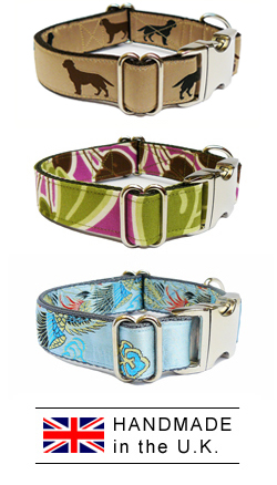 Selection of QuiDo Petz dog collars