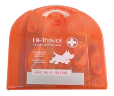 My Dog First Aid Kit