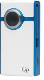 Flip video camera