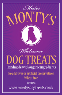 Mister Monty's Dog Treats