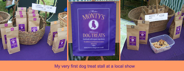 Start your own dog treat business